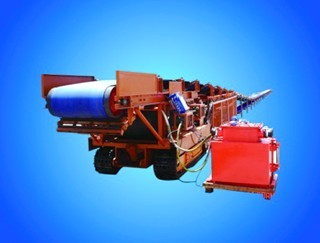 DTL80/50/104移动带式输送机