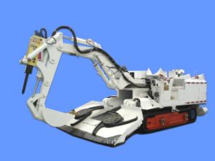 ZPY-40/20L煤矿用破碎装岩机
