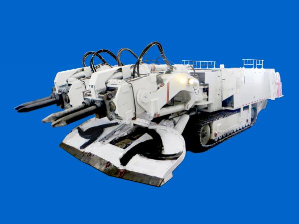 WPZ-4×50/200煤矿用卧底机