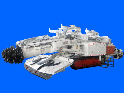 EJM2×160/4-2掘锚机